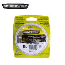 SPIDERWIRE 114M/125Y Super Strong fishing line Weaves Nylon Fly Fishing Line Rops Line Accessories PE Braided Lines(China)