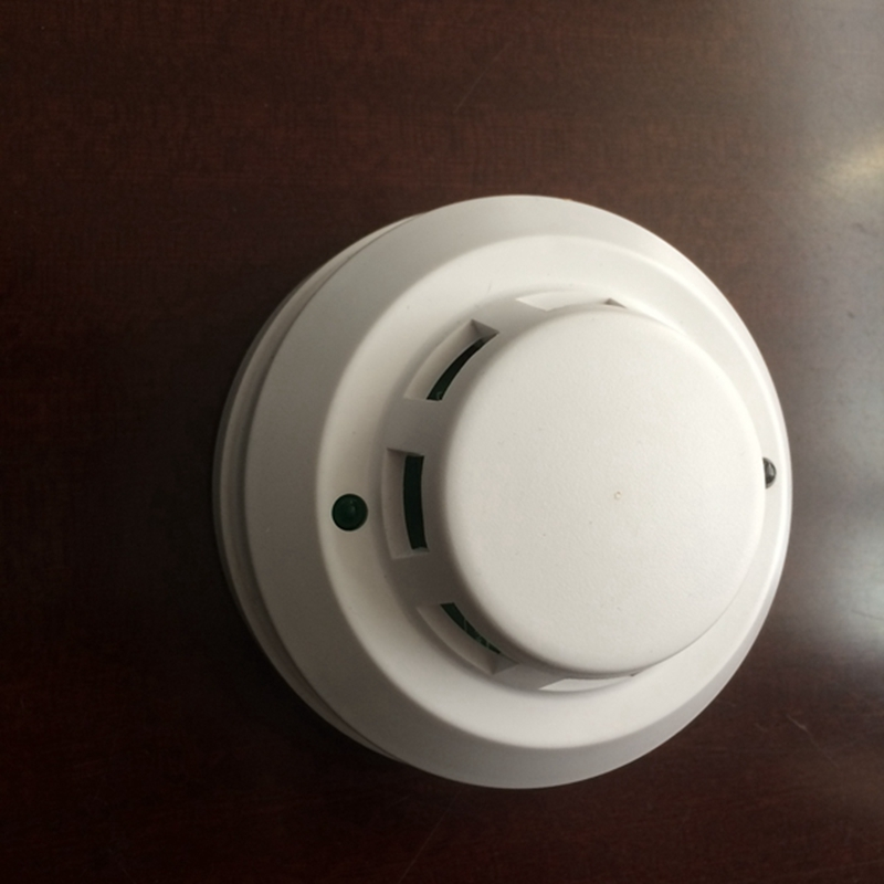 2 Wire DC24V Photoelectric Smoke Detector For Fire Alarm System 9