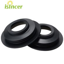 2Pcs Dustproof Dust Cover Cap For Car Motorcycle Headlight Accessories Rubber Seal Cap For LED Xenon HID H1 H3 H4 H7 H8 H9 H11(China)
