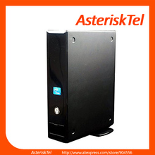VoIP Phone System VoIP PBX,IP PBX with 4 FXO ports with Echo Cancel. Module Elastix digium card asterisk FXO(China)