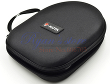 New black Hard Carry Case Box Bag For Parrot Zik 1.0 2.0 3.0 Bluetooth Wireless Noise Canceling Headphone