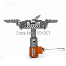 New Fire Maple Titanium Stove Camping Cook Gas Burners Backpack Stove Stufe EsterneOutdoor Camping Kitchenware FMS-116T 2820W