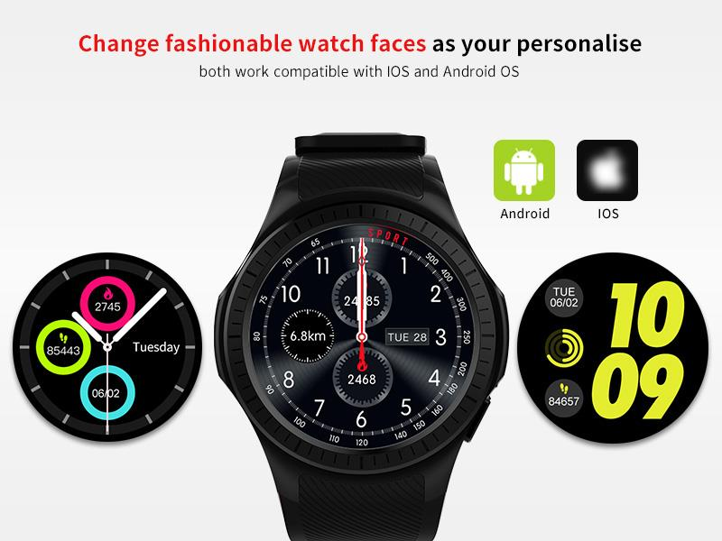 GPS Bluetooth Smart Watch for Sports 11