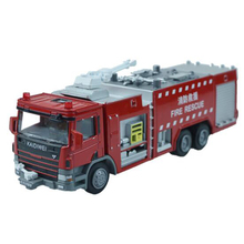 car model toys  alloy fire engine  car fire truck  Full metal fire truck alloy 119 fire truck Christmas birthday gift