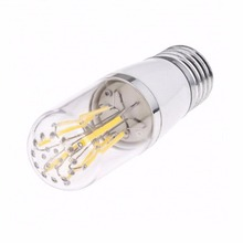 E27 AC/DC 12V 6W LED Filament Corn Bulbs Lamp Replace Bedroom Light Lamp Chandelier Lights Warm/White(China)