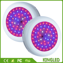 2PCS/Pack KingLED 180W UFO LED Grow Light For Medical Plants Vegetative And Flower Stage Indoor LED Grow Light(China)