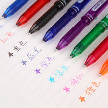 1pcs/lot New Xia Mei X - 8802 card temperature control erasable pen eight kinds of color is optional free shipping(China)