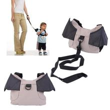 Moms Helper Pet Baby Toddler Walking Assistant Kids Keeper Safety Harness Backpack Bag Strap Removable Tether