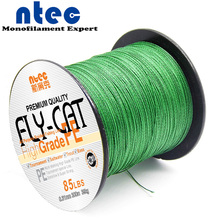 Cheap 8 Strands 1000m Japan Multifilament PE Braided Fishing Line(China)