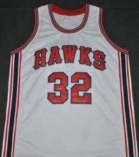 ST LOUIS HAWKS LENNY WILKENS Mens Basketball Jersey Embroidery Stitched Customize any number and name Jerseys(China)