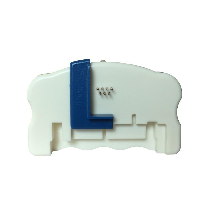For epson P600 Chip Resetter for Epson Surecolor SC- P600 Printer T7601-T7609 Cartridge Resetter for SC-P600<br>