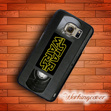 Fundas Video Tape Star Wars Case for Samsung Galaxy Note 7 5 4 3 Case Cover for Galaxy S8 Plus S7 S6 S5 S4 S3 Mini Active Case.