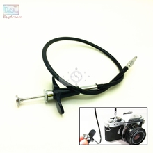 16 inch 40cm Mechanical Locking Camera Shutter Release Remote Control Cable Cord for Leica Fuji Fujifilm Nikon F3 F4 M10 M9 M8
