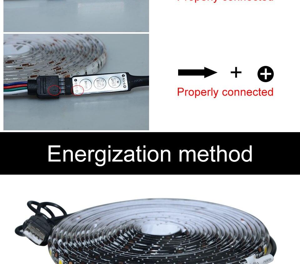 LED Strip light 5v usb (8)