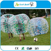 Cheap Price, Good Quality Bubble Football For Team Building and Party , Fast Delivery loopy ball ,Body Zorb Ball For Sale
