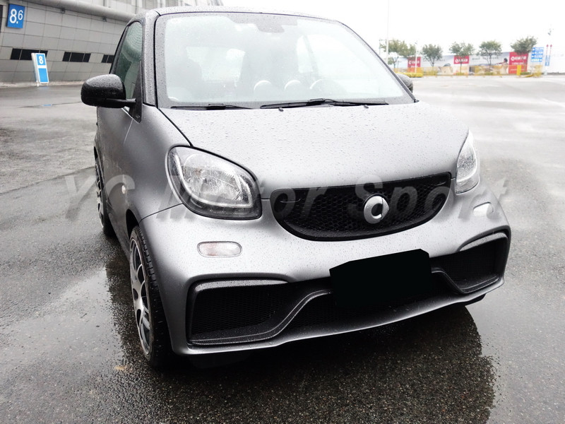 2015-2017 Smart Fortwo C453 & Forfour W453 AMG Style Body Kit PCF (45)