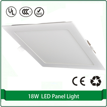 flat led panel light 12W recessed installation super slim led light panel