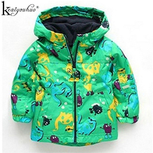 Children's Raincoat Boys Girl Clothes Wind Rain Boy Coats Jacket For Girls Hooded Clothing 2-6 Years Kids Waterproof Rain Coats