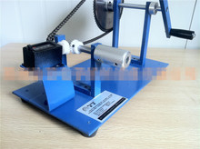 Brand new Manual Hand Coil Counting Winding Winder Machine for thick wire 2mm(China)