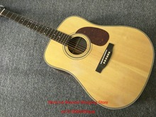 Acoustic Guitar 41 inches Natural Acoustic Guitar With Fishman Pickups In Stock Free Shipping