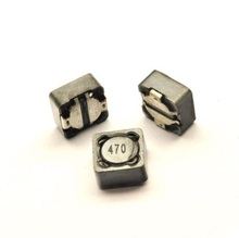 10pcs/lot 7*7*4 47UH SMT SMD Patch Shielding Power Inductors M94 470 Electronic Components Free Shipping Russia(China)