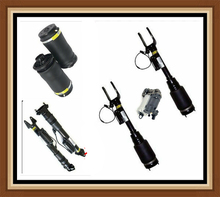 1 set Air Suspension Shock Absorber with ADS and air spring bags for Mercedes GL-Class X164 / M-Class W164 + air compressor pump