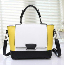 Winter Fashion Patchwork Evening Bags 7 Colors Middle Size Useful Women Bag Free Match Casual Daily Use Good Quality Bags Woman