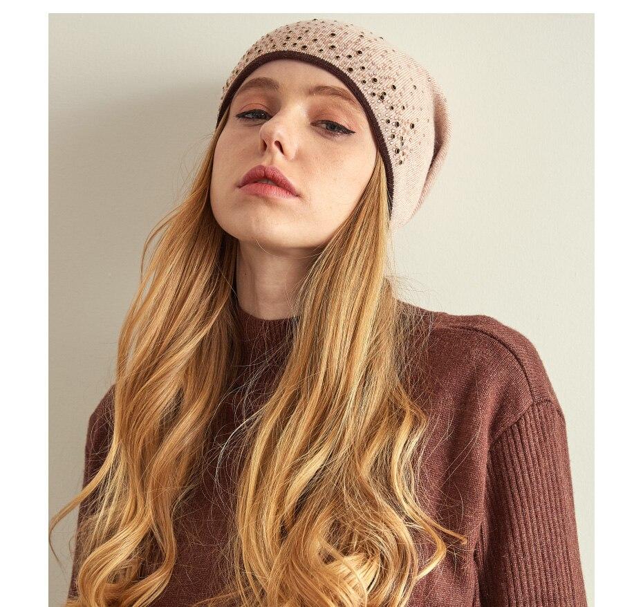 قبعات للنساء 6