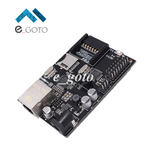 Iboard W5100 Ethernet Module Development Board With POE / Xbee / SD Slot for Arduino(China)