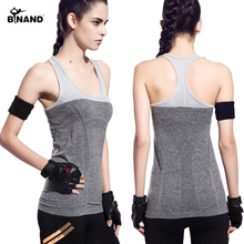 Women Tank Top Yoga Outdoor Sports Fitness Running Slim Women's Tanks Camisole Women Tops Vest Tank Shirt