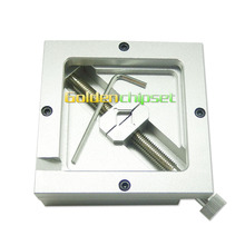Original New HT-90 Reballing Station 90MM*90MM Universal BGA Kit Handle Style(China)