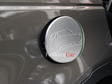 For Land Rover Range Rover Sport 2014 2015 2016 Fuel Tank Cover Gas/Oil Tank Cap Cover Trim Sticker(China)