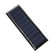 0.85W 5V Min Solar Cell Solar Panel Module Diy Solar Charger System For 3.7V Battery  Educadion 140*49.5MM Wholesale 500pcs/lot