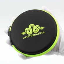 Amphisbaena Portable Vape Bag Tool Kit Coil Smart for DIY Master User Rebuildable Electronic Cigarette RDA(China)
