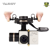 Weyland Tarot 3D III Metal 3-Axle Brushless Gimbal TL3T01 Update from T4-3D for GOPRO GOPRO4 / 3+/ Gopro3 FPV Photography F17391(China)