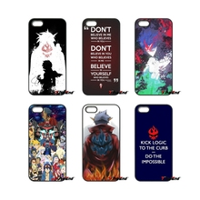 For Xiaomi Redmi Note 2 3 3S 4 Pro Mi3 Mi4i Mi4C Mi5S MAX iPod Touch 4 5 6 Anime Tengen Toppa Gurren Lagann Phone Case Cover(China)