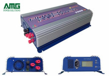 2000W/2KW MPPT On Grid Tie Wind Turbine Generator Inverter LCD Display Indoor Residential Home Use