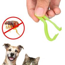 2017 New Develop 2PCS /4PCS Louse Flea Scratching Hook Tool Human/Dog/Horse/Cat Mascotas Accesorios Grooming Pet Supplies(China)