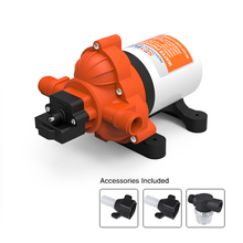 SEAFLO 12V DC Electric Pump for Boats Yachting Marine Garden Water Pump Equipment 45PSI 3.0 GPM 11.6 LPM(China)