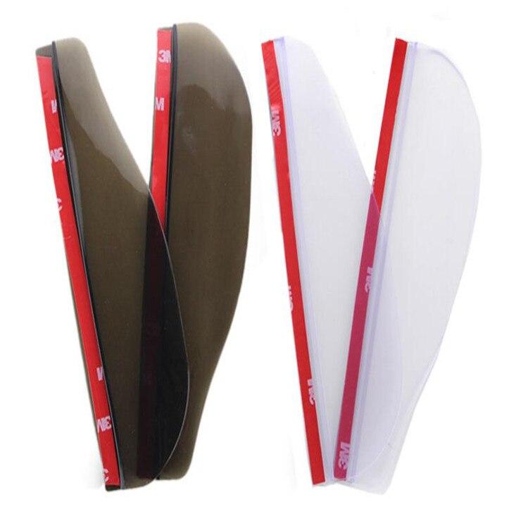 Car rear view mirror eyebrow styling sticker for mazda 2 3 5 6 cx5 cx7 cx9 atenza axela mx 5 rx
