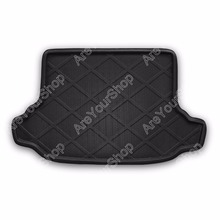Auto Cargo Mat Boot liner Tray Rear Trunk Sticker Dog Pet Covers For Subaru Forester 2008 2009 2010-2013 Car-Styling Decal(China)
