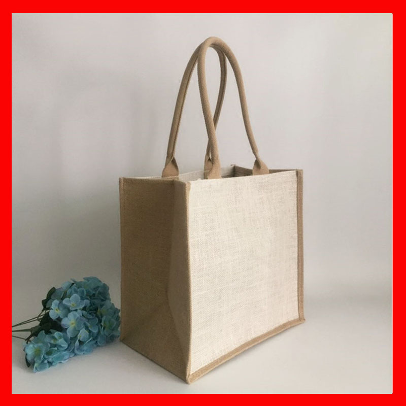 jute bag with handles