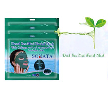 NEW 10PCS/PACK DEAD SEA MUD FACIAL MASK Anti-Wrinkle Firming face mask Moisturizer Nourishing skin care natural facial mask(China)