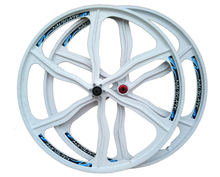 26 Inch Magnesium Alloy Bicycle wheel Bike Sport wheels For 7/8/9/10 Speed