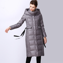 Winter Jacket Women Winter Coat Parkas Winter Style of the New Female Thick Long Warm Winter Down Jacket()