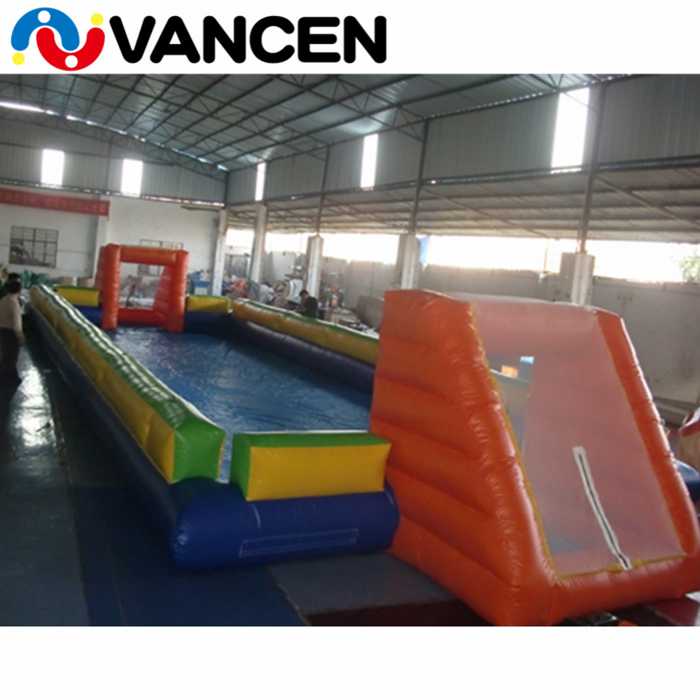 inflatable soccer field18