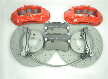 6 pots AMG calipers with 362*32mm rotor for Mercedes W205 AMG C 63 for Benz AMG C 63 S(China)
