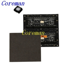 Free shipping P6 P5 P4 P3 P2.5 Indoor Full Color LED Display Module 160X160 64X64 2121 /LED Display Panel Board P8 P10 outdoor