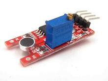 High Sensitivity Sound Microphone Sensor Detection Module   AVR PIC small