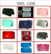 15 Colors For N-D-S Lite Complete Housing Case For N-D-S-L Console Shell Replacment Full Set